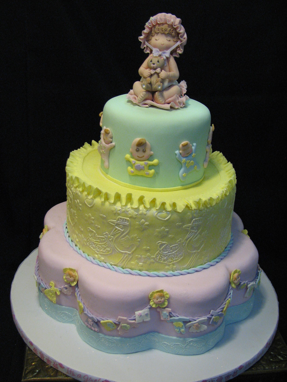 Baby Shower Cakes Supermarket ~ Baby shower cookie platters car interior design