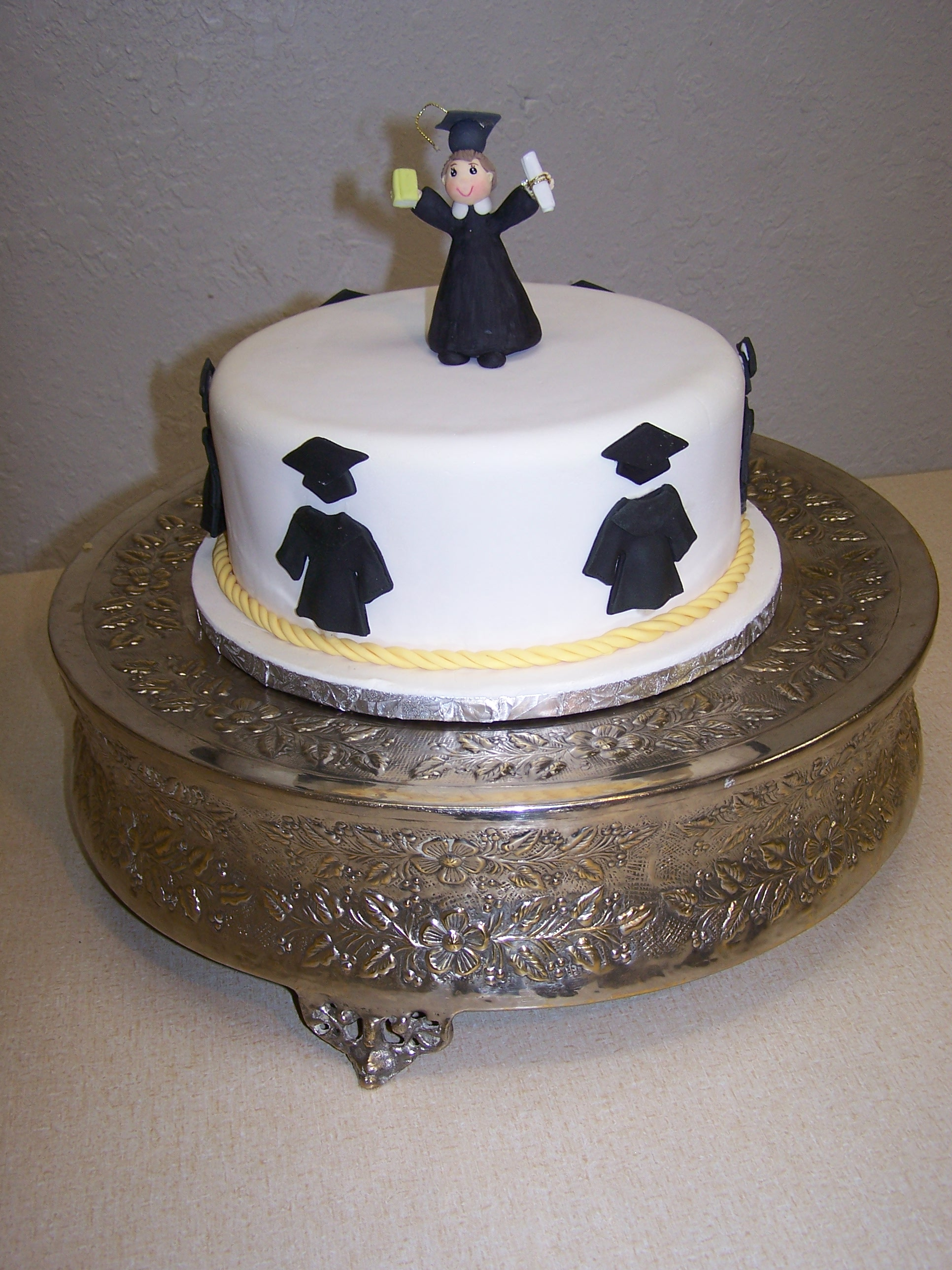 Cake Design For Matriculation : Cuquis Design   Gallery