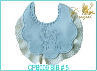 Baby Bib Cutter N. 5